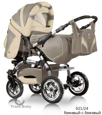Универсальная коляска Trans Baby Prado Lux (Транс Беби Прадо Люкс)
