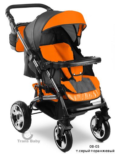 Прогулочная коляска Trans Baby Viking Lux (Транс Беби Викинг)